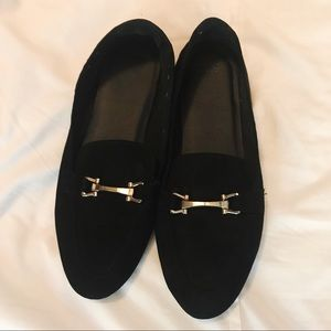 ASOS Faux Suede Loafers